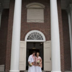 Celebrating same sex wedding