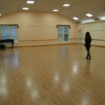 large meeting hall