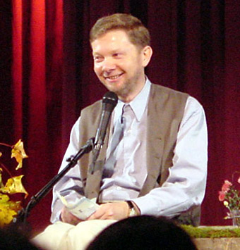 Eckhart Tolle (adult program)