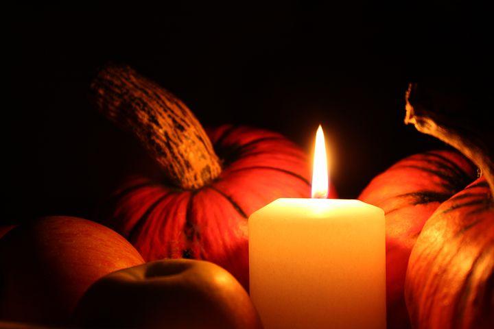 Intergenerational Halloween Potluck