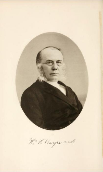 William W Hayward