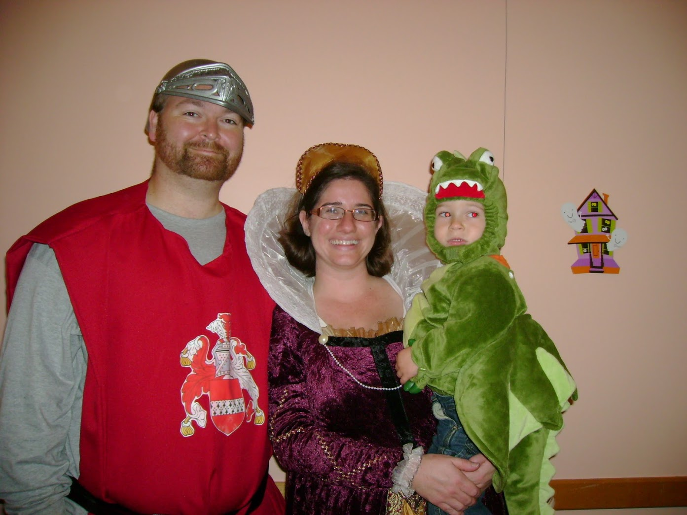 Multigenerational Halloween Party