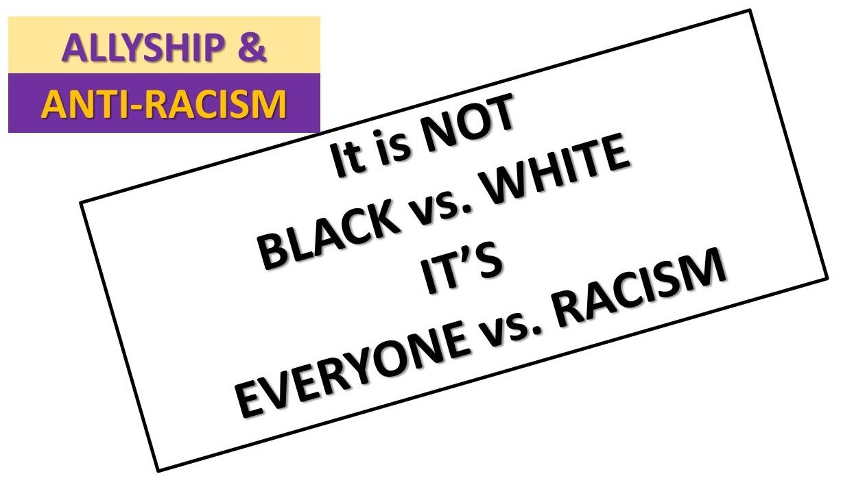 Anti-Racism Training for White Folx